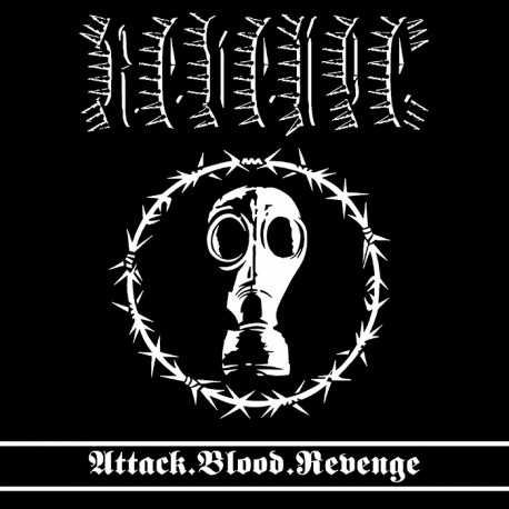 Revenge - Attack.Blood.Revenge	CD