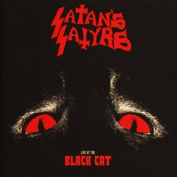 "Satan's Satyrs - Live at the Black Cat  7""EP"