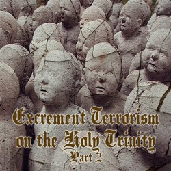 Lanz / The Parent of Oude Pekela - Excrement Terrorism on the Holy Trinity Pt.II	(black vinyl)