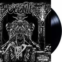 Occult - 1992-1993 LP (black)