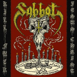 Sabbat - Kill Fuck Jesus Christ CD