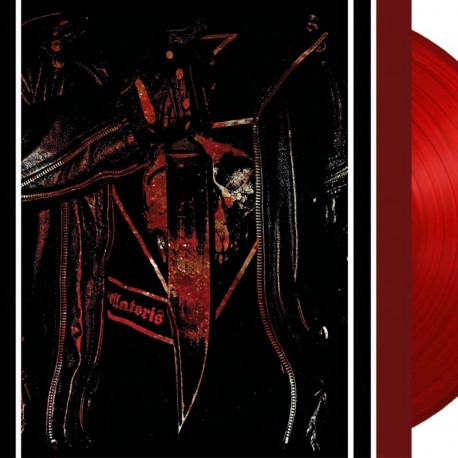 "Intolitarian - Suicidal Allegiance 7"" EP (red)"