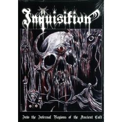Inquisition - Into the Infernal Regions of the Ancient Cult A5 Digipak-CD (restock)