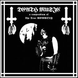 The True Werwolf - Death Music CD