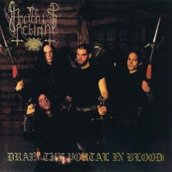 Ancient Rebirth, The - Drain the Portal in Blood CD