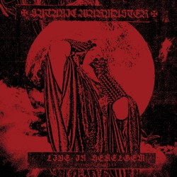 Satanic Warmaster - Live in Hekelgem Digipak-CD