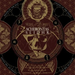 Acherontas / Slidhr-Death Of The Ego/Chains of the Fallen Digipak-CD