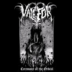 Valefor - Ceremony of the Ordeal CD
