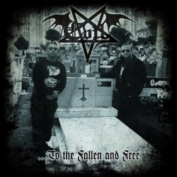 Evil - To the Fallen and Free CD
