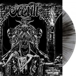Occult - 1992-1993 LP (splatter)