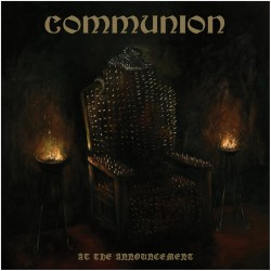 Communion – At The Announcement CD
