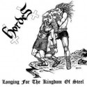 "Hordes ‎– Longing For The Kingdom Of Steel 7"" EP"