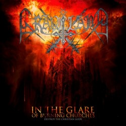 Graveland - In the Glare of Burning Churches Slipcase-CD