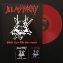 Blasphemy - Blood Upon the Soundspace DIE-HARD LP
