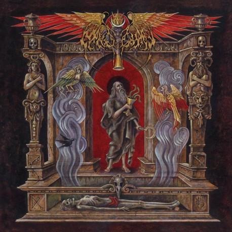 Nightbringer - Hierophany of the Open GraveCD