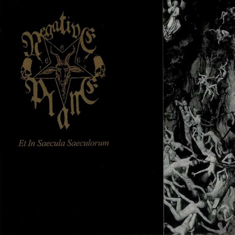 Negative Plane - Et In Saecula SaeculorumCD