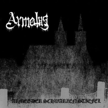 Armatus - Armee der Schwarzen Stiefel digipak-CD