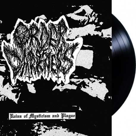 "Order of Darkness - Ruins of Mysticism and Plague 12"" EP (restock)"