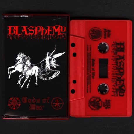 Blasphemy - Gods of War TAPE