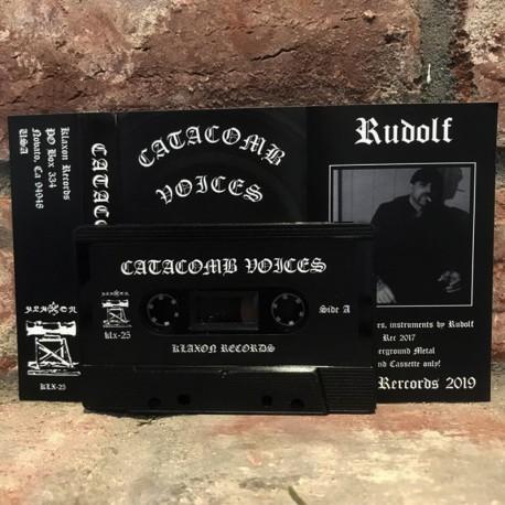 Catacomb Voices - 2017 demo TAPE