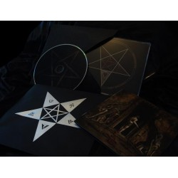 Saturnalia Temple / Nightbringerr / Nihil Nocturne / Aluk Todolo  - The Power of the Sphynx	Deluxe-CD