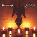 Necromantia / Varathron - Black Arts Lead To Everlasting Sins CD