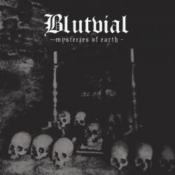Blutival - Mysteries of Earth Digipak-CD