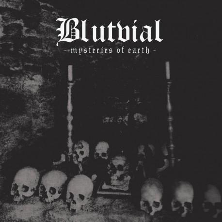 Blutival - Mysteries of Earth Digipak-CD