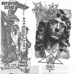 Serpent Crest - Hatemonger Hill TAPE