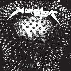 Vomitor - Prayers to Hell CD