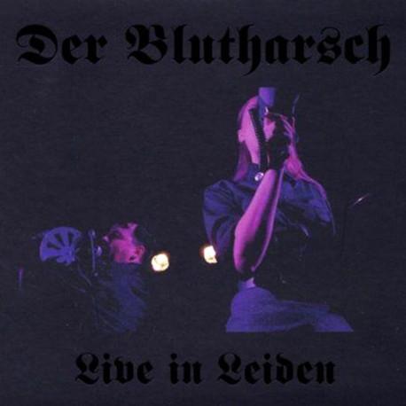 Der Blutharsch - Live in Leiden Digipak-CD