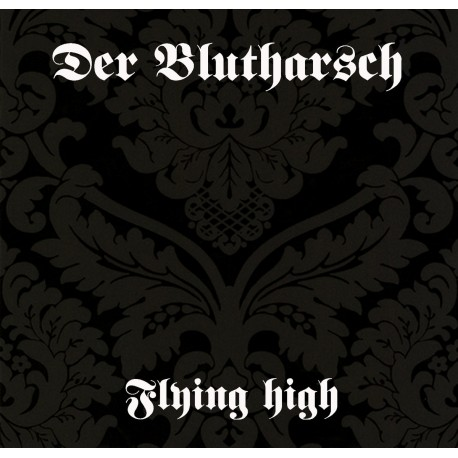 Der Blutharsch - Flying High! Slipcased-digipak-CD