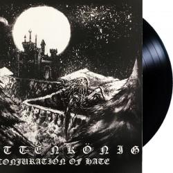 Rattenkönig - Conjuration of Hate LP (RESTOCK)