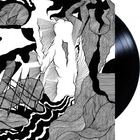 Kêres / Cosmic Church - Lucifer Returns to Heaven LP (RESTOCK)