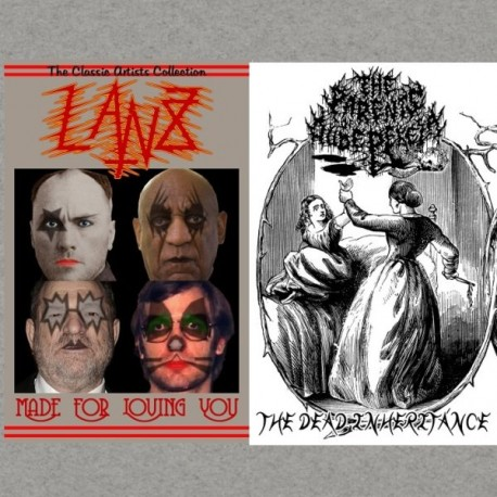 Lanz / The Parents of Oude Pekela - Made for Loving You demo TAPE