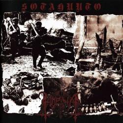 Horna – Sotahuuto CD