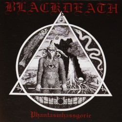 Blackdeath - Phantasmhassgorie CD (Korean-edition)