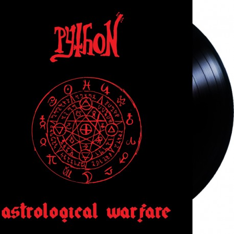 Python - Astrological Warfare DLP