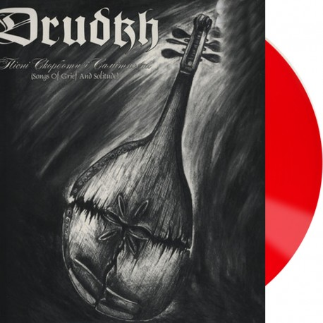 Drudkh - Songs of Grief and Solitude LP (RED vinyl)