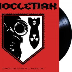 Diocletian – Amongst The Flames Of A Burning God LP