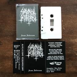 Satanist Terrorist - Arma Infernum demo TAPE (restock)