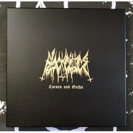 Black Cilice - Curses and Oaths 3xLP wooden-boxset (RESTOCK)