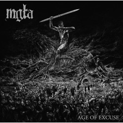 Mgla (Mgła) - Age of Excuse CD
