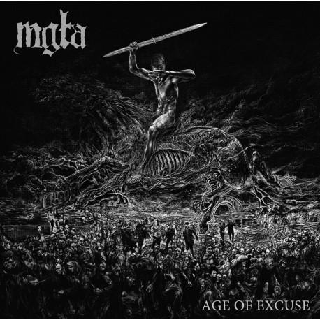 Mgla (Mgła) - Age of Excuse CD