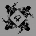 """Weltbrand - Contra 7"""" EP (black vinyl)"""