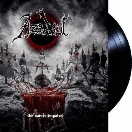 Azaxul - The Saints Impaled LP (black vinyl)