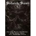 Sotsirh Susii magazine 3 with Satanic Warmaster,  Leviathan, Cultus, Clandestine Blaze etc
