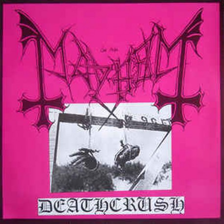 Mayhem - Deathcrush MCD