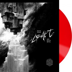 Craft – White Noise And Black Metal LP (RED vinyl)