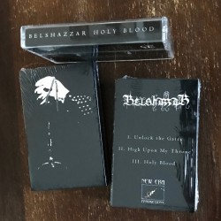 Belshazzar - Holy Blood demo Slipcase-TAPE